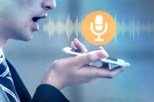 CIOs, listen up: voice recognition meets the printer!
