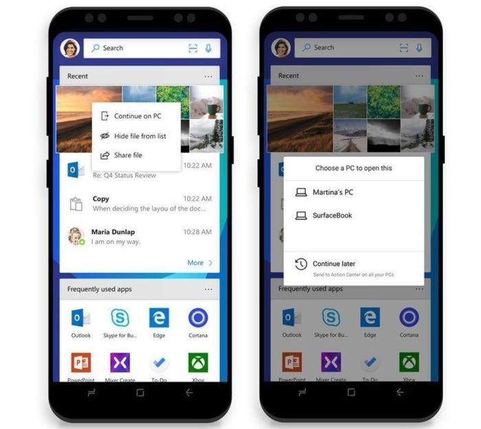windows 10 pc phone