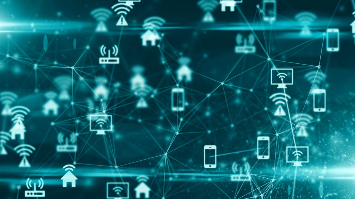 IoT needs to be secured by the network
