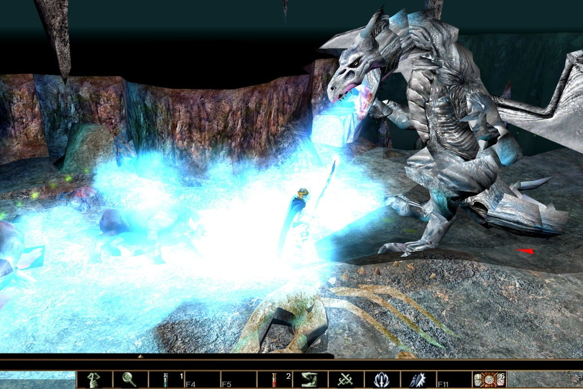 Neverwinter Nights is getting an Enhanced Edition compatible with 15 years of mods