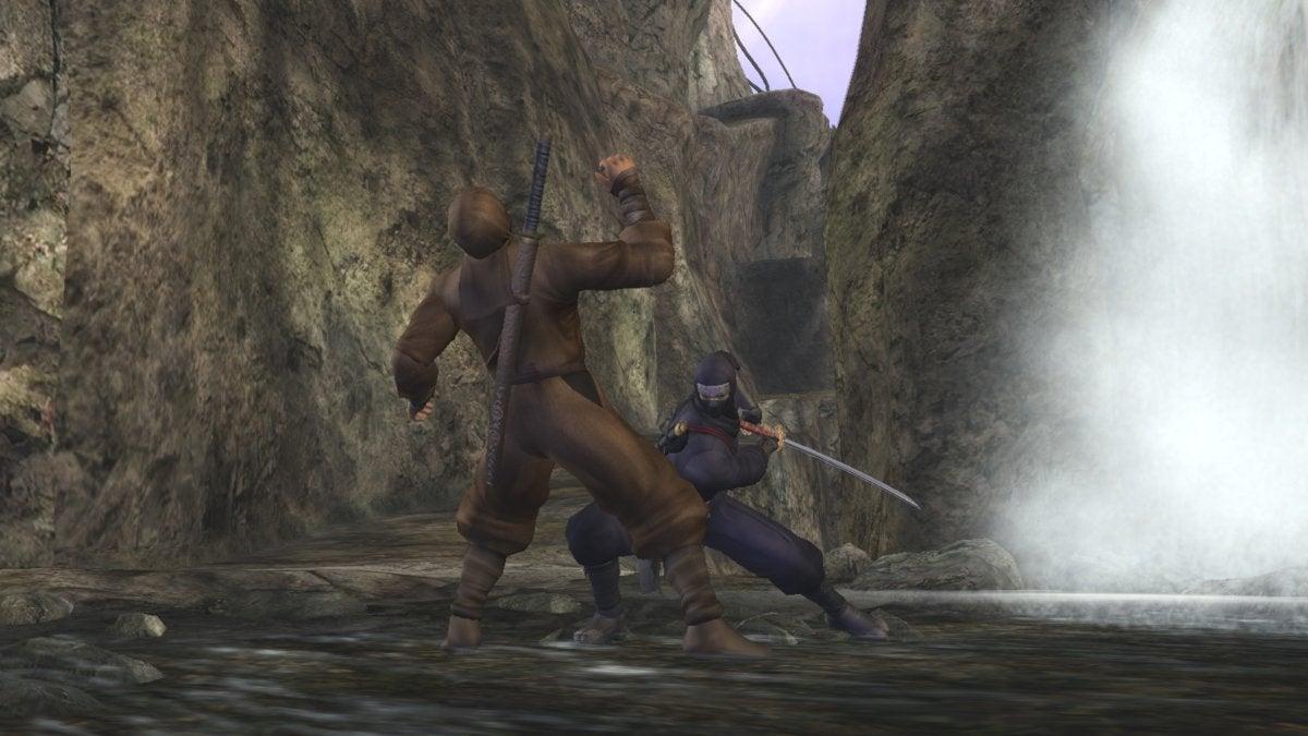 Ninja Gaiden Black - Xbox One X