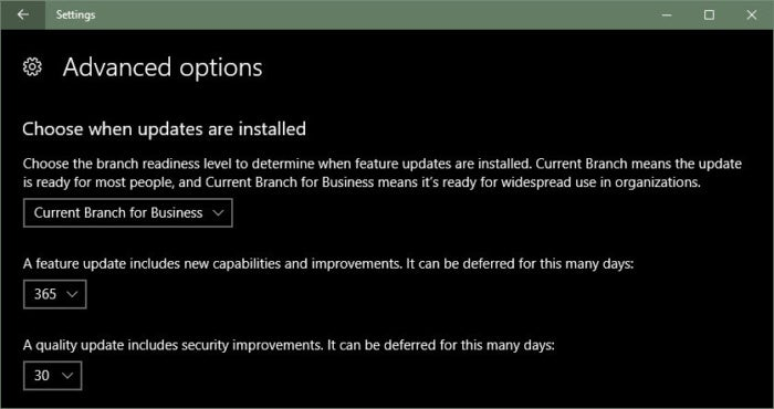 Microsoft forces Win10 1703 customers onto 1709, and other Patch