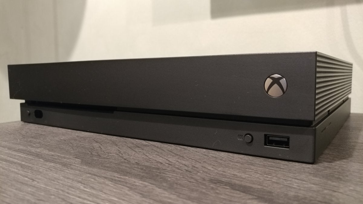 Xbox One X review: A surprising amount of power in a very small box