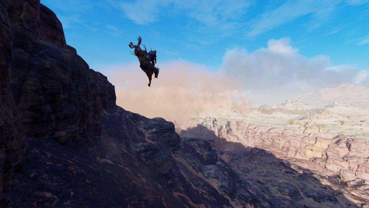 Assassin's Creed: Origins - Photo Mode