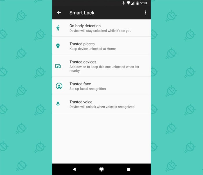 Android Security: Smart Lock