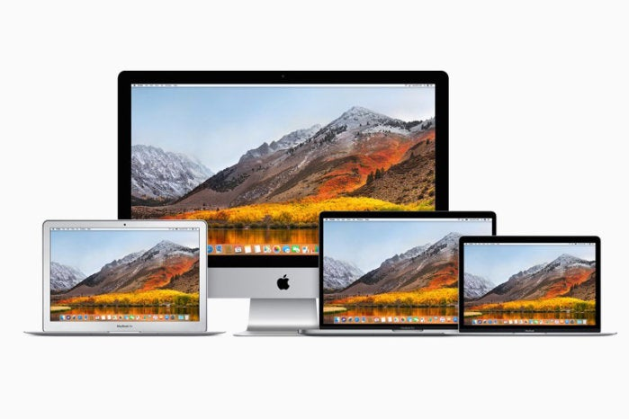 apple macs family 2017