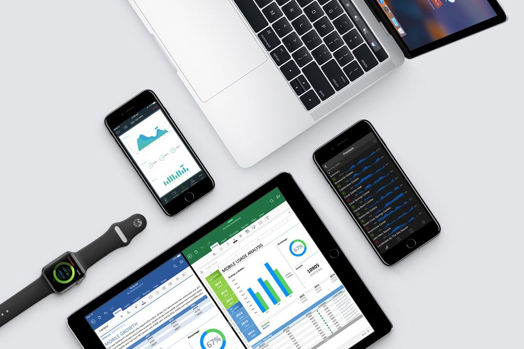 apple products pictures