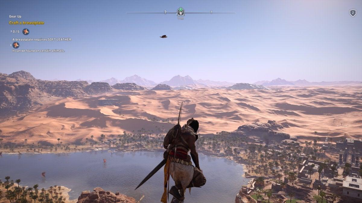 Assassin's Creed: Origins - Xbox One X