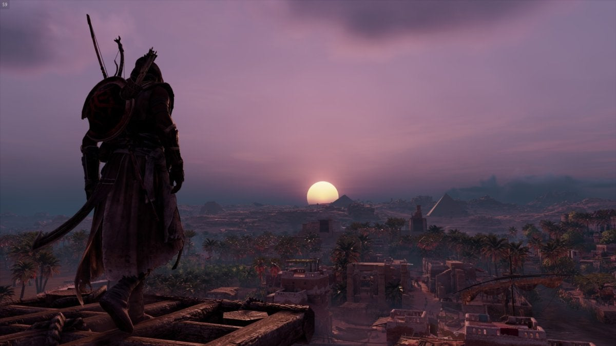 Assassin's Creed: Origins - Photo Mode