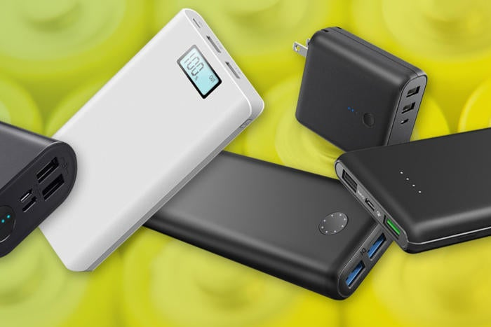 photo image Best power banks of 2017: The top USB portable chargers for your phone