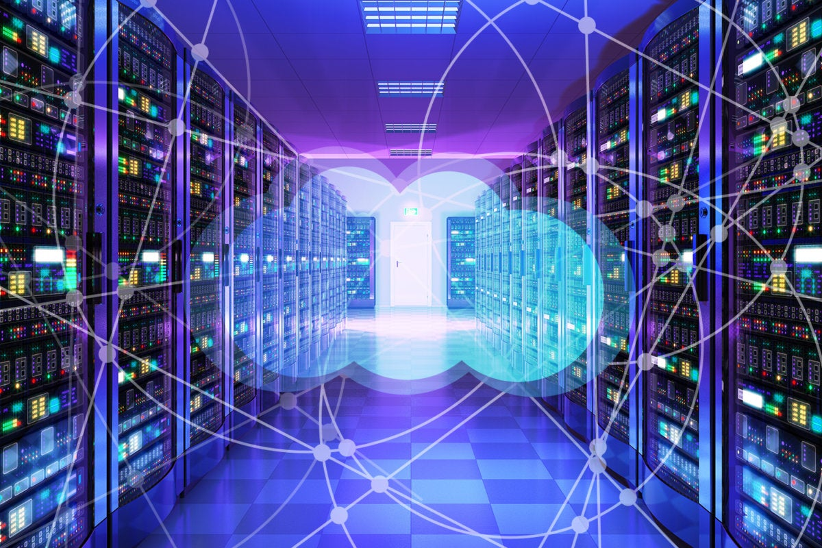 Private data centers still alive and kicking