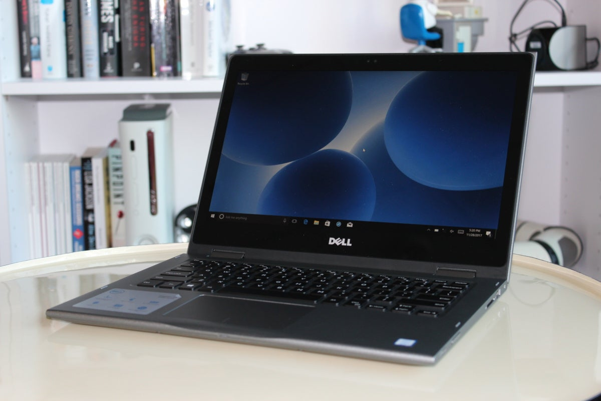 dell inspiron 13 5000 review a speedy 2 in 1 ultrabook. Black Bedroom Furniture Sets. Home Design Ideas