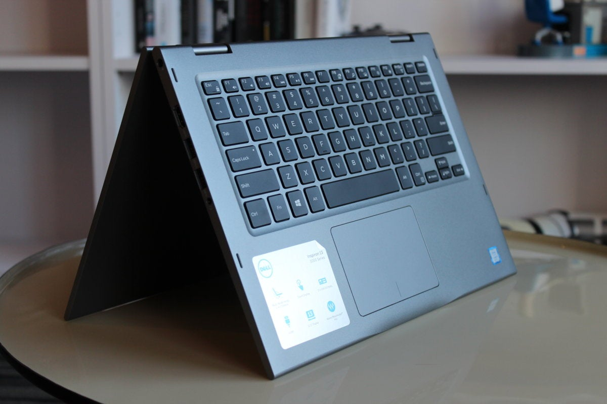 Dell Inspiron 13 5000 review: A speedy 2-in-1 ultrabook