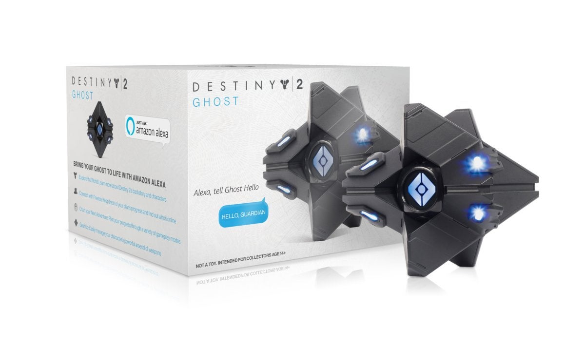 Destiny 2 - Amazon Alexa Ghost