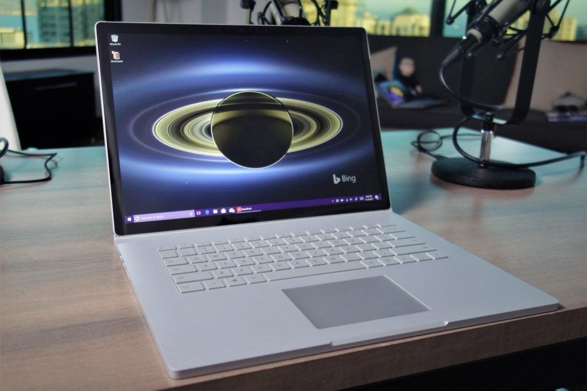 Microsoft Surface Book 2 review: The ultimate laptop
