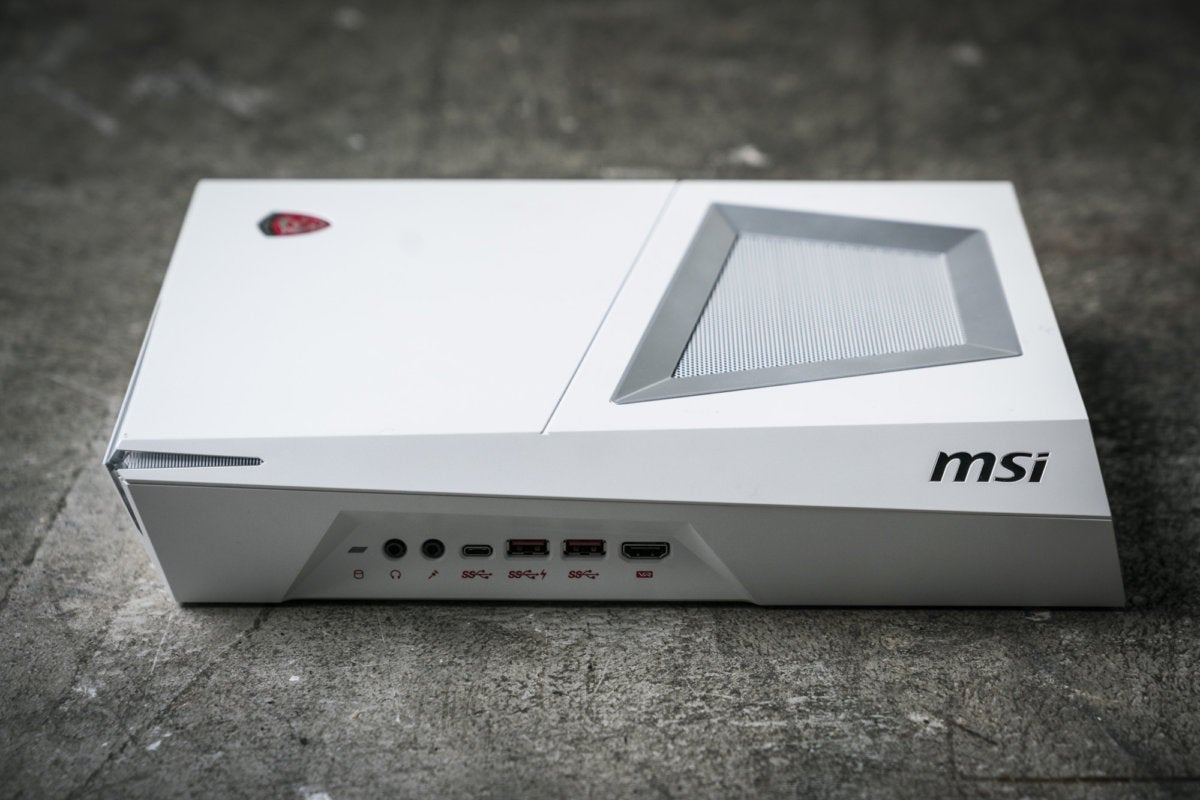 MSI Trident 3 Arctic review | PCWorld