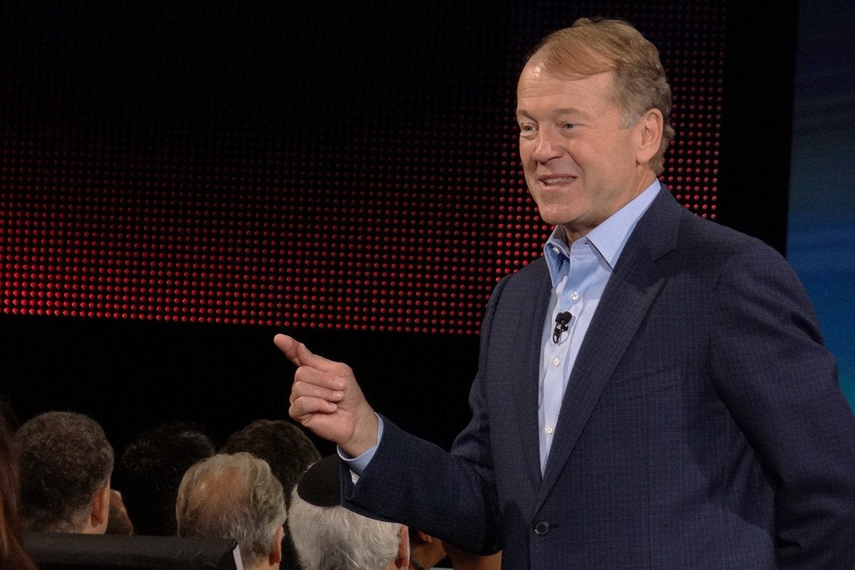 Cisco, John Chambers, Aspire Food, IoT, crickets