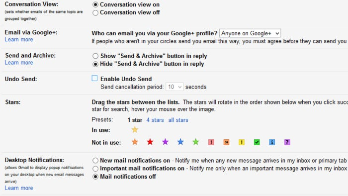 how to undo send in gmail 2