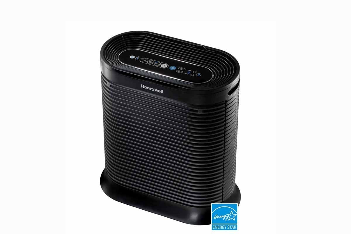 hpa 250b honeywell blue tooth air purifier