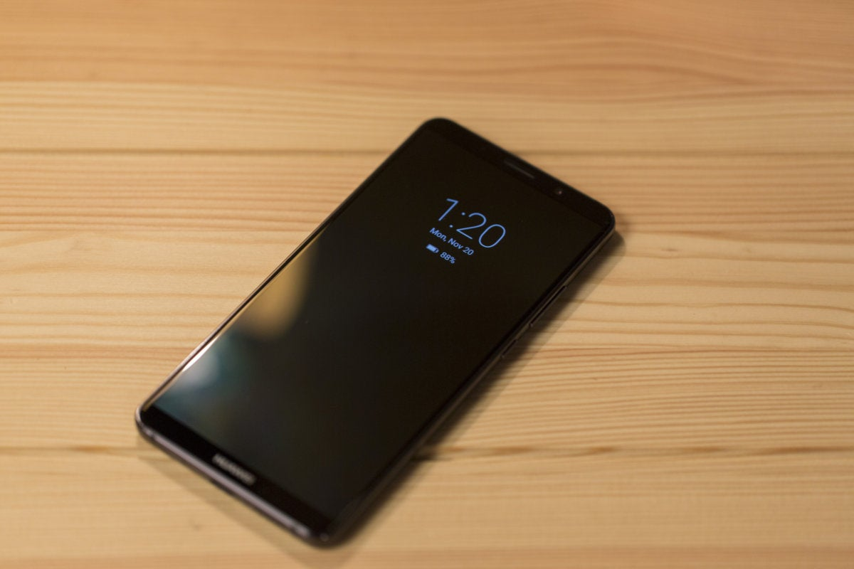 Huawei Mate 10 Pro review: A great phone that's not quite