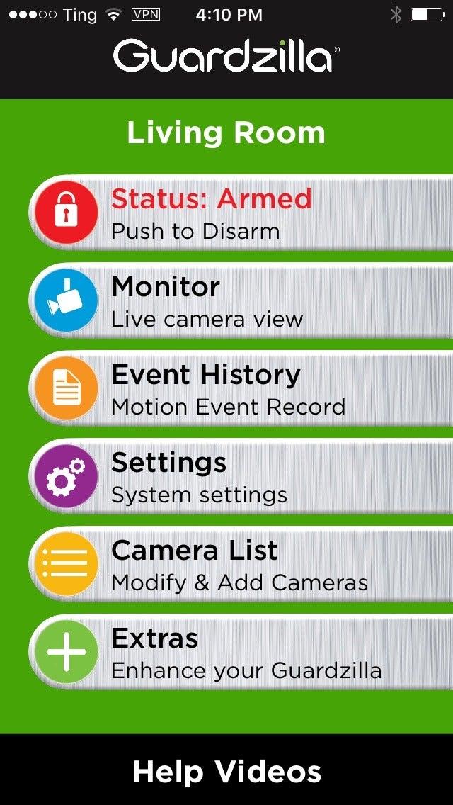 Guardzilla 360 Review Techhive