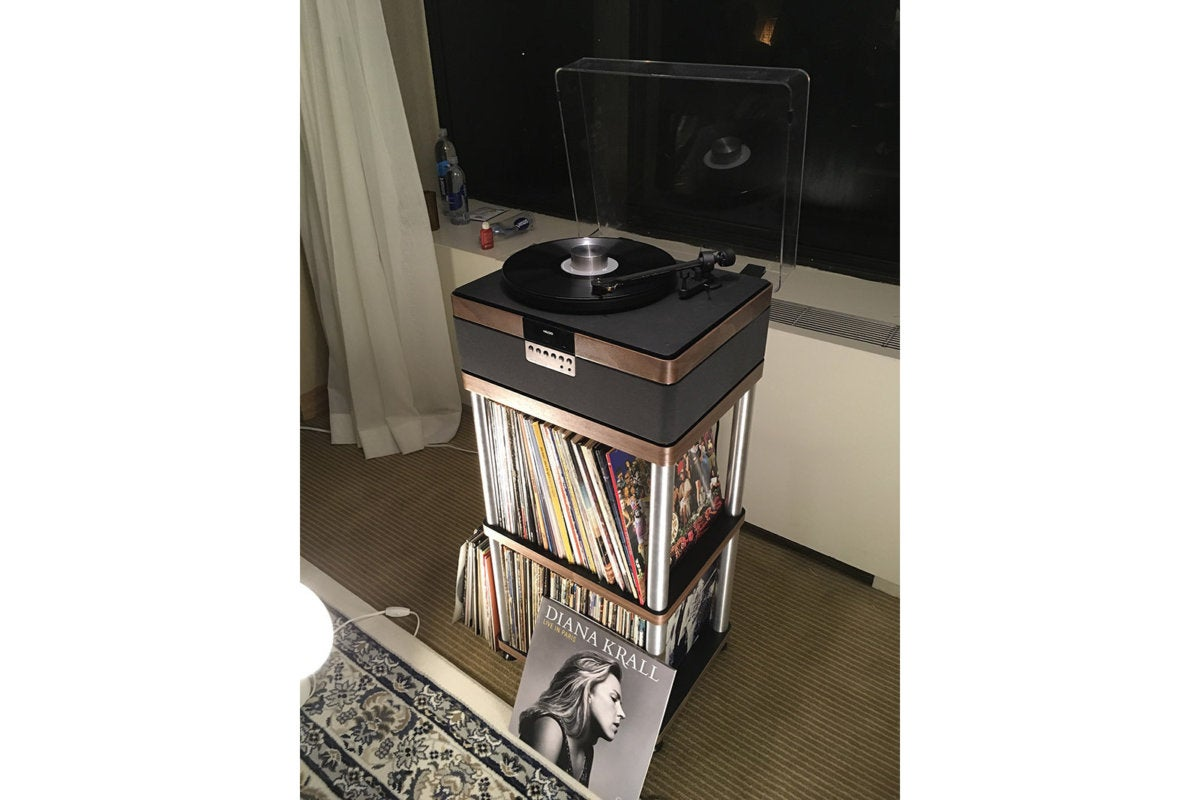 +Audio's The+Record Player is a true all-in-one record player.