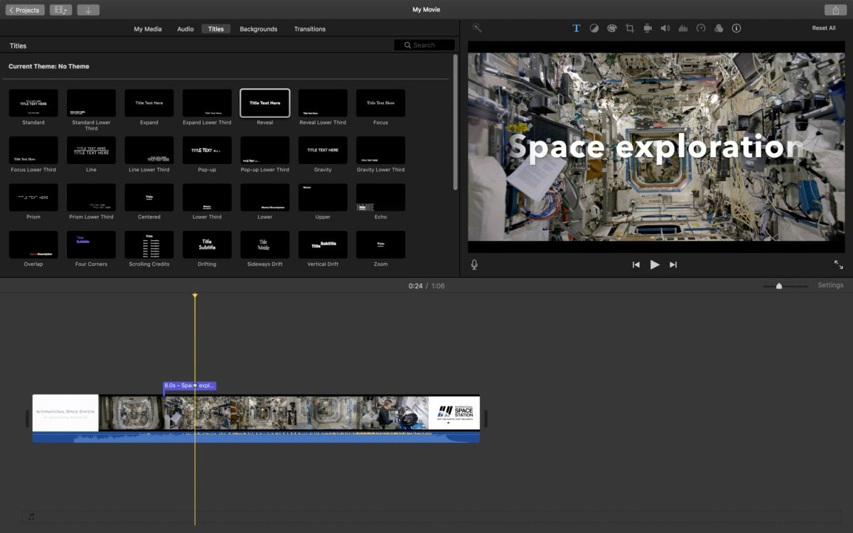 iMovie 10 review: Free video editing that's elegant and easy | PCWorld