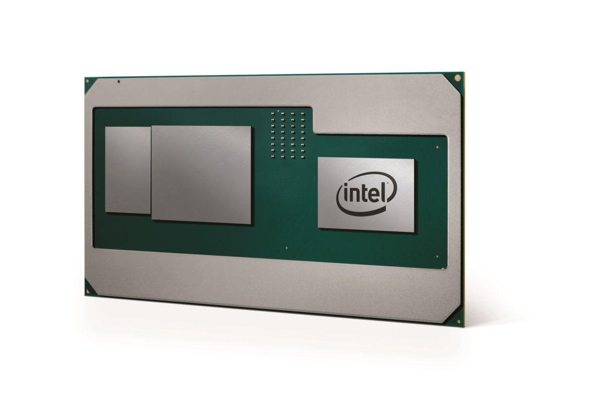intel new 8th gen processor module