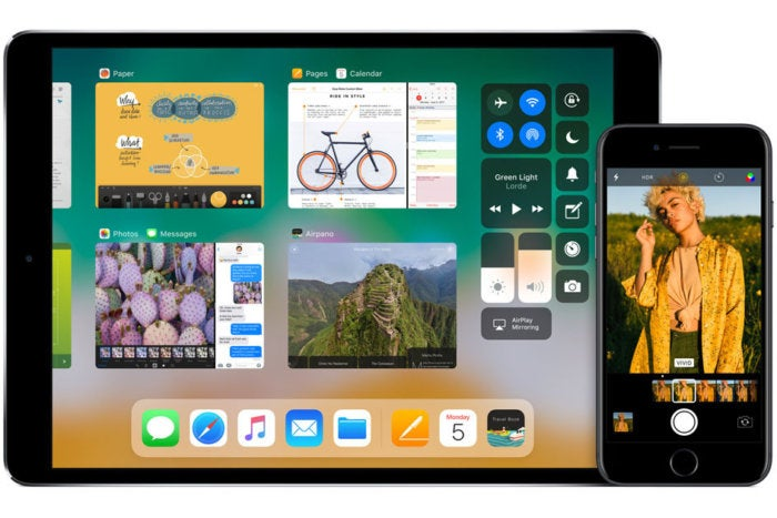 photo image iOS 11.2: Third beta adds faster wireless charging, Control Center popups for Wi-Fi and Bluetooth