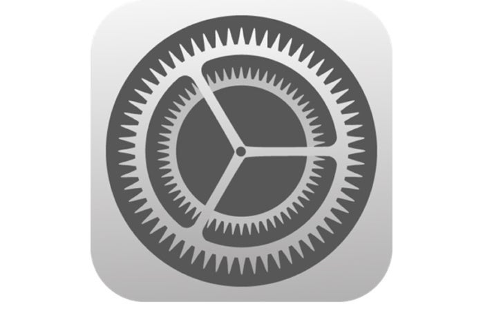Billedresultat for settings ios icon