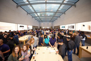iphone x launch palo alto