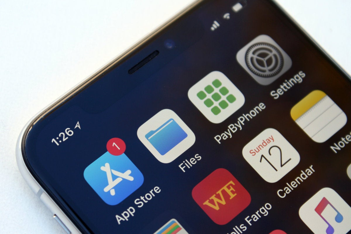 iphone x notch blk wallpaper review