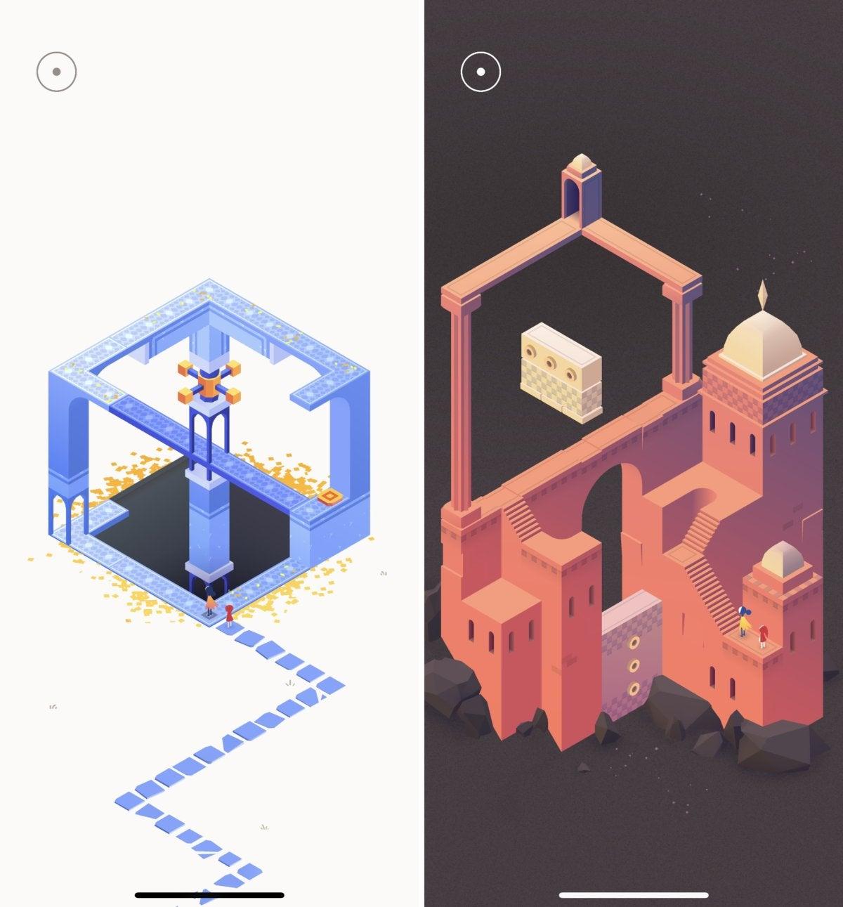 iphonex games monvalley2