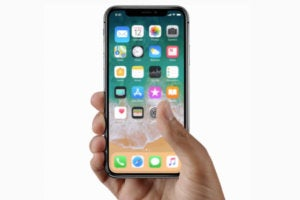 iphonex home gesture still