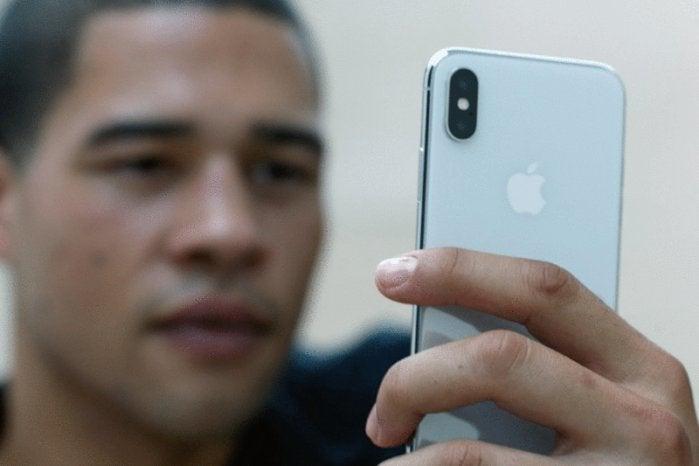 iphonex selfie apple