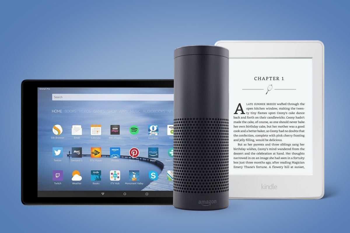 Black Friday Deals For Amazon Echos Kindles And Fire
