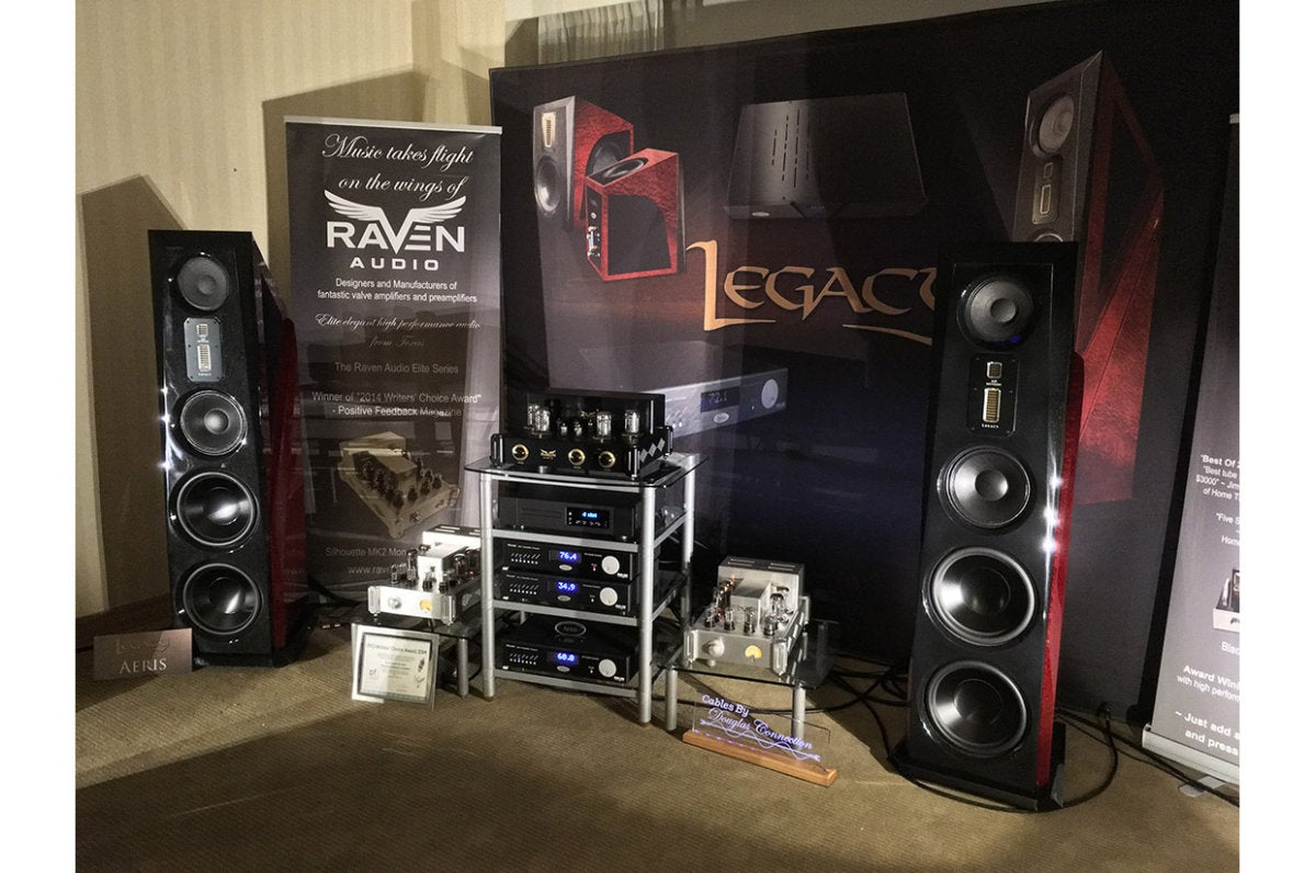 legacy aeris speakers