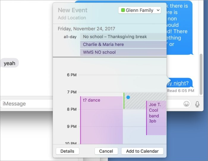 mac911 automatic event recognition macos