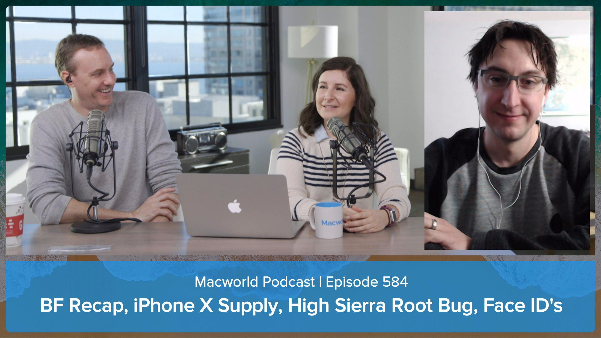 Macworld Podcast 584