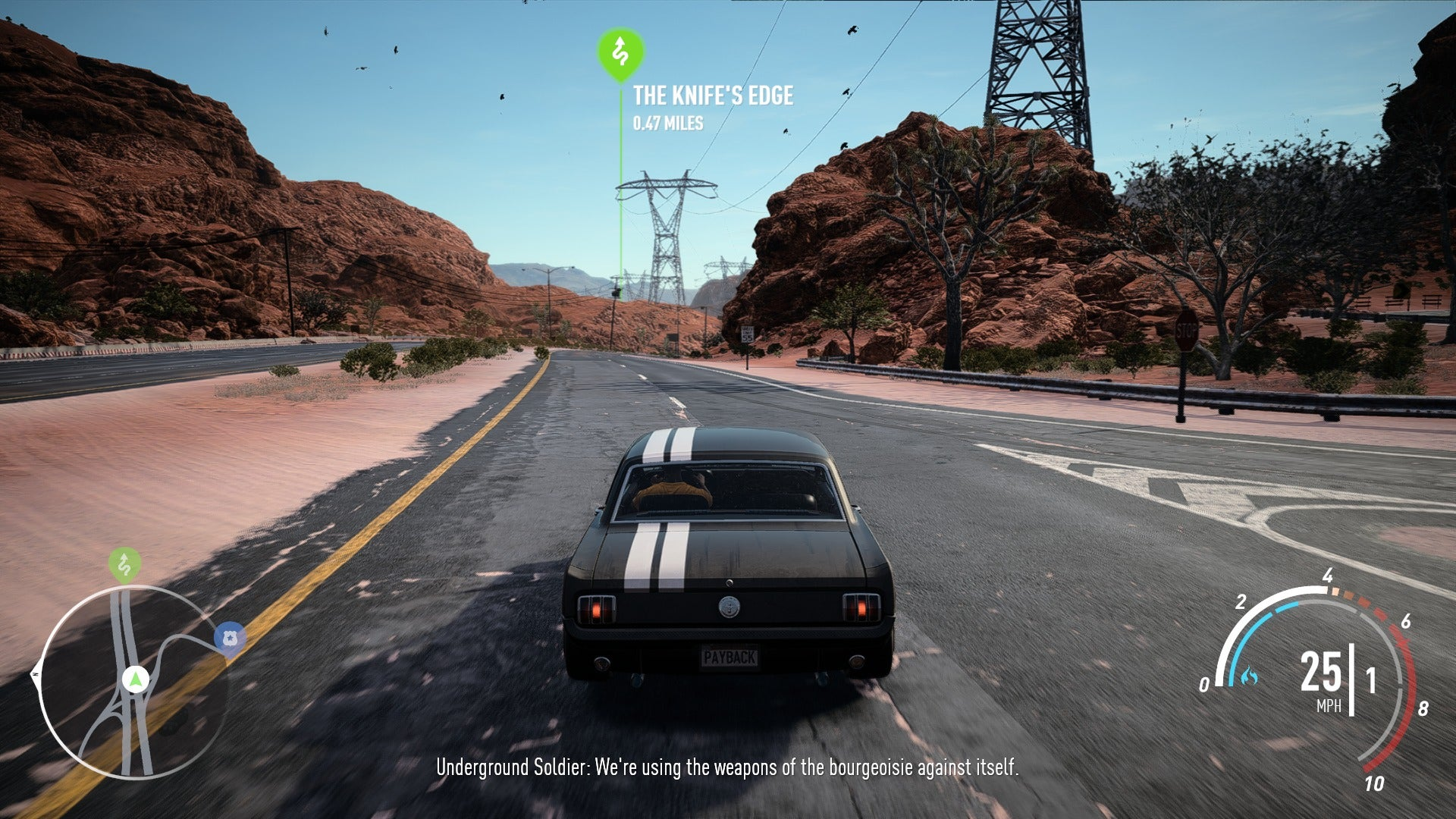 need for speed payback review ruined by loot boxes pcworld. Black Bedroom Furniture Sets. Home Design Ideas