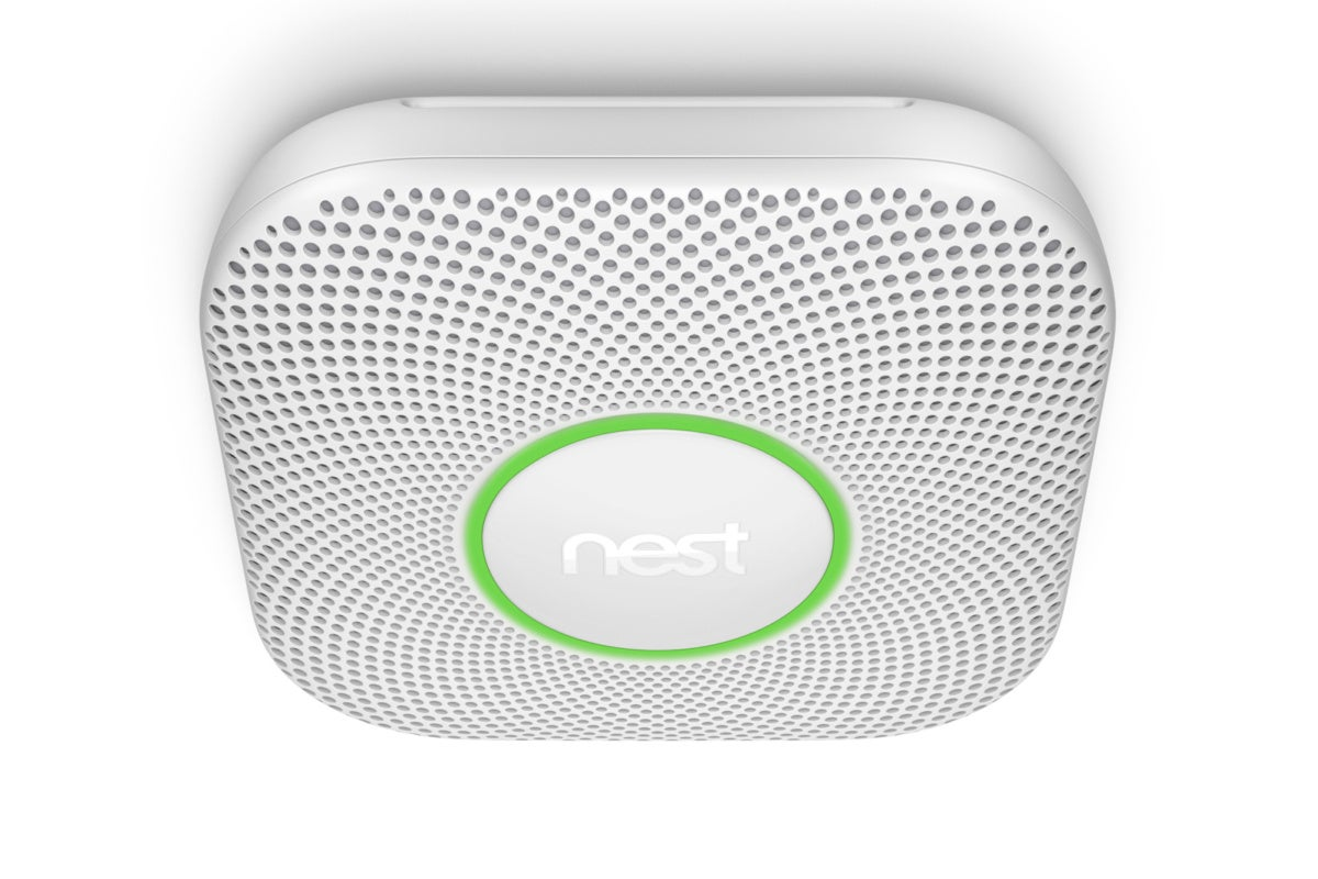 "photo image Nest Protect review: No-nonsense ""smart"" smoke and carbon-monoxide detection"