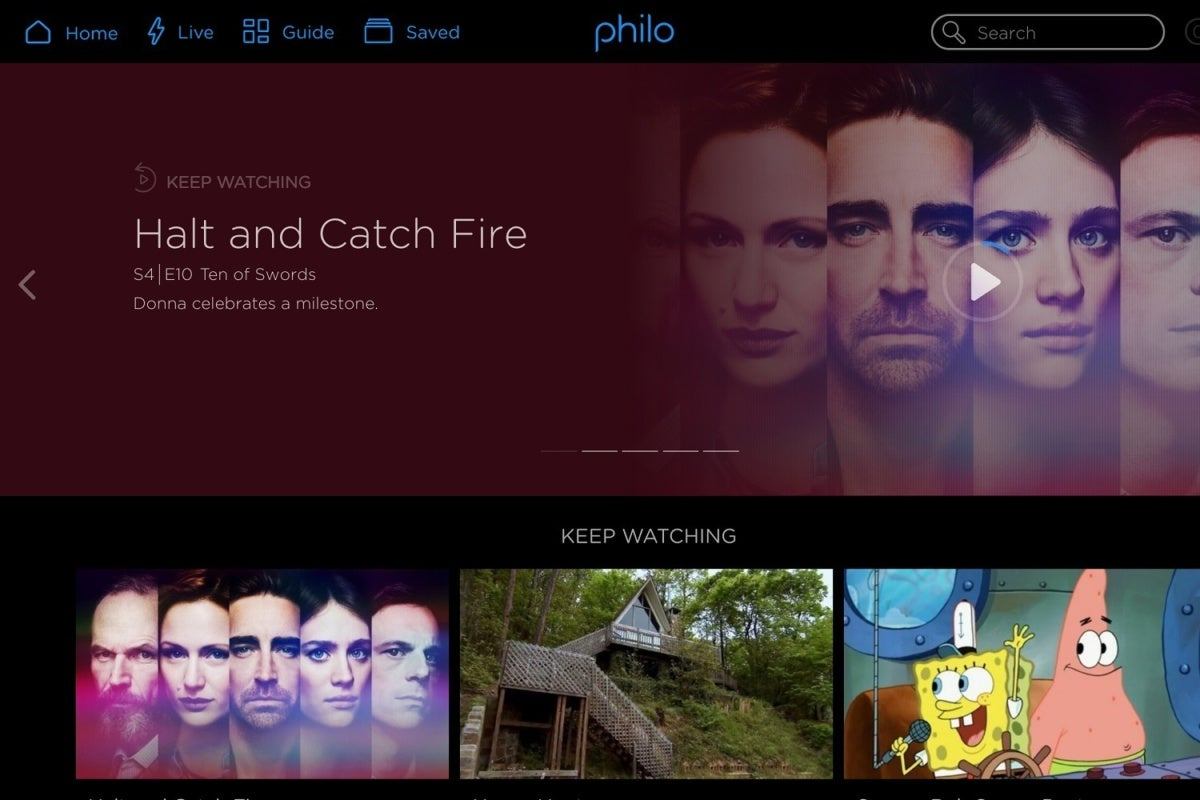 photo image Philo is a sports-free TV bundle for just $16 per month