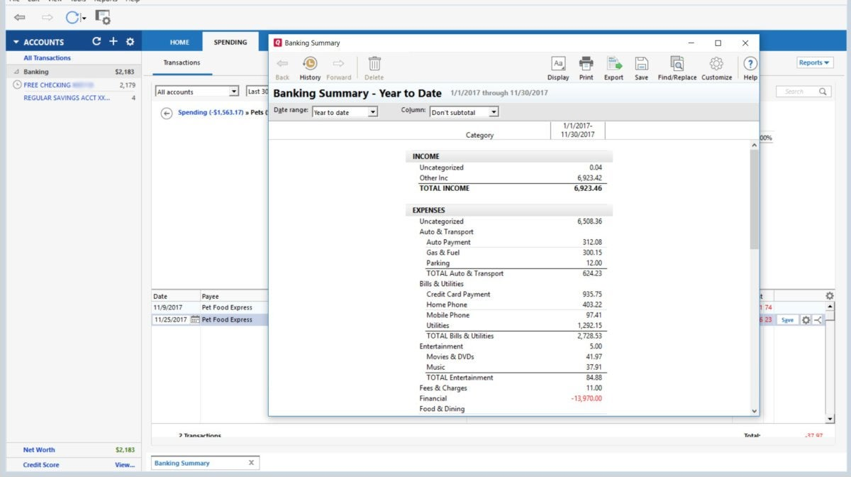 Quicken Deluxe review: The dominant budgeting software still