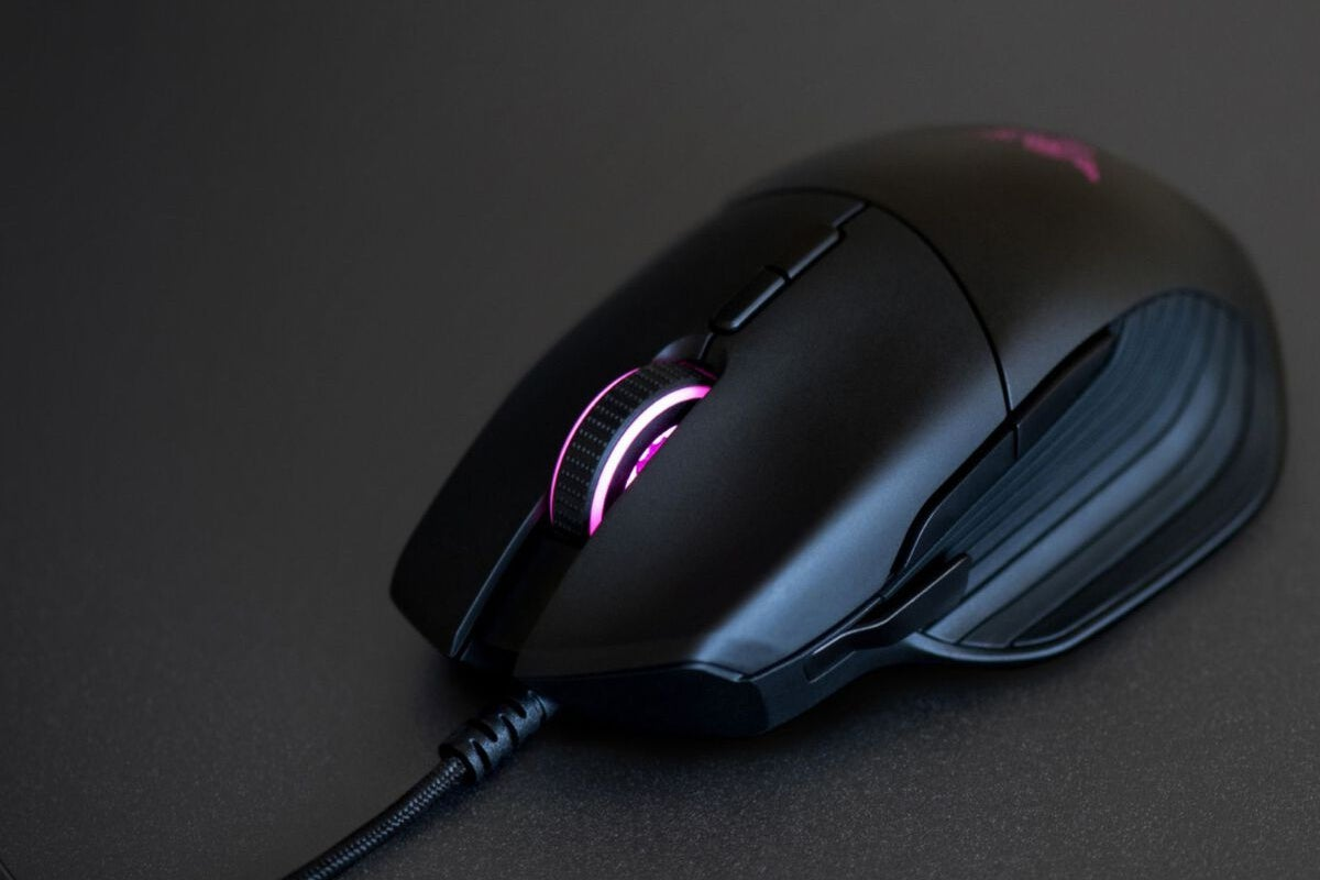 Razer Basilisk Review A Great Fps Mouse Pcworld