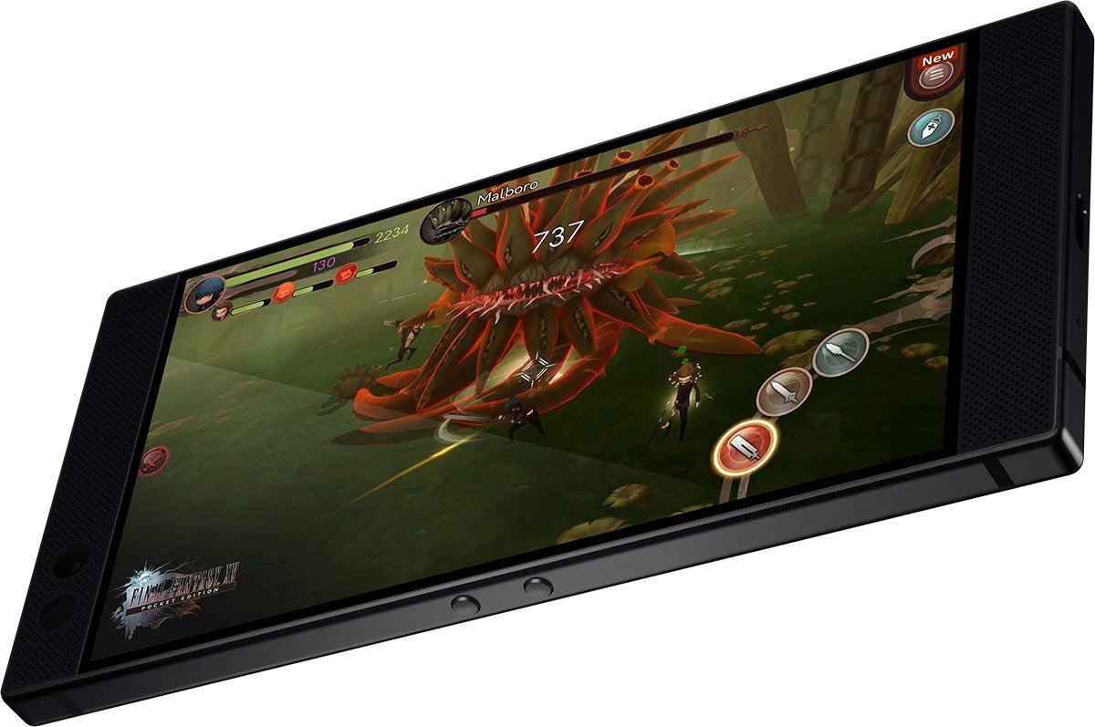 razer phone gaming