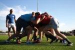 scrum agile rugby