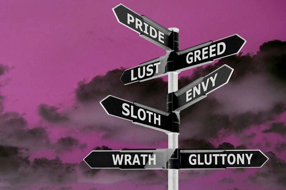 seven deadly sins bible erm mistakes signs