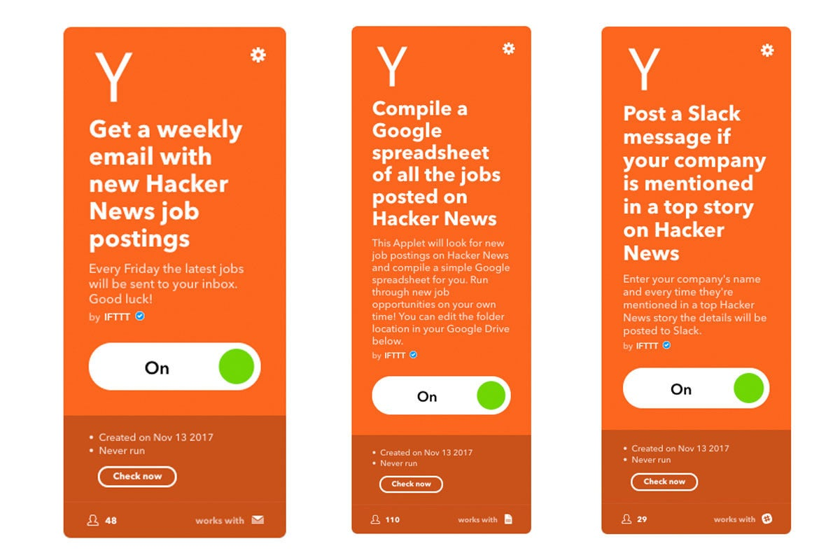 41 Cool And Useful Ifttt Applets Itnews