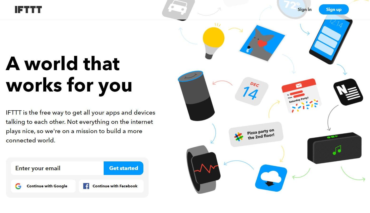 41 cool and useful IFTTT applets | Computerworld