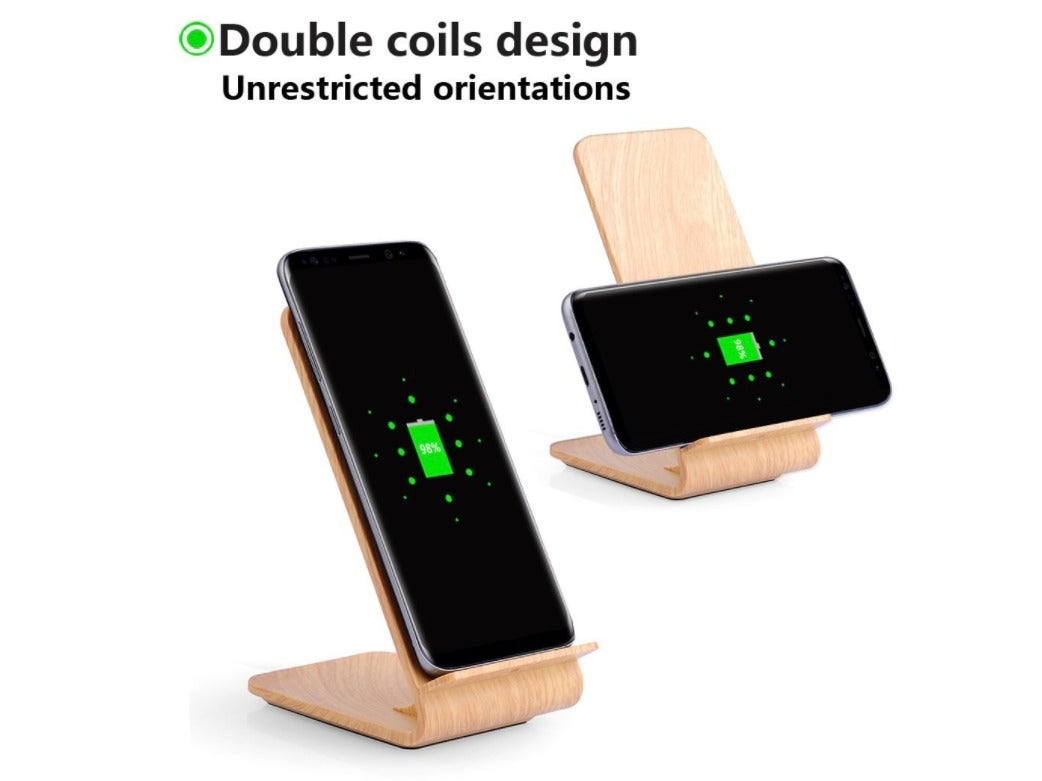 16 wireless chargers for iphones and android devices. Black Bedroom Furniture Sets. Home Design Ideas